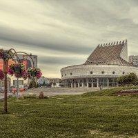 Новосибирский молодежный театр Глобус :: Елена Черненко