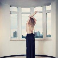 У окна :: Владимир Рей