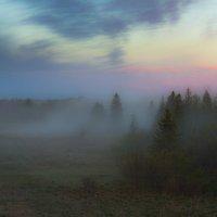 Утро туманное... :: Александр Ломов