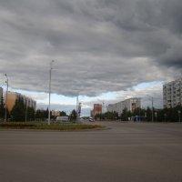 облачно :: Юлия Бывальцева