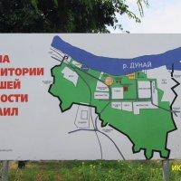 Схема крепости Измаил. :: Александр Владимирович Никитенко