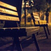 Я буду ждать тебя на нашем месте ... :: Роман Романенко