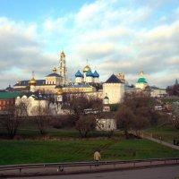 Вид со смотровой... :: Anatoley Lunov