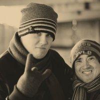 Старые друзья!!! :: Дмитрий Арсеньев