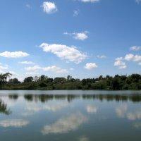 Озеро............ :: Алексей Хазов