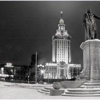 Он же памятник. :: Владислав Куликов