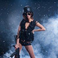 Феминизация :: Андрей Скат