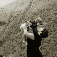 счастье мамы... :: Батик Табуев