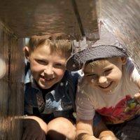 Детство - это хорошо!!! :: Tanya Petrosyan