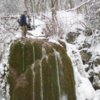 замерзшая красота :: Татьяна Гайдукова