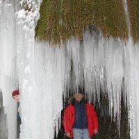 в ледяном домике :: Татьяна Гайдукова