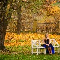Осень - скучная пора :: Владимир Ноздрачев