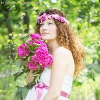 Лесная фея :: Виктория Савостьянова