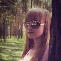 В тени соснового бора... :: Irina Evushkina