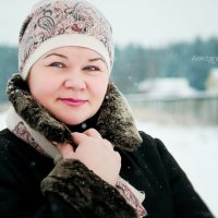 Светлана :: Александра Синичкина