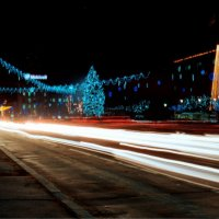 Chisinau in the night :: Anastasia GangLiON