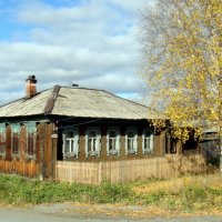 Дом на углу. :: Елизавета Успенская