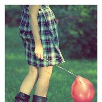 Воздушный шар :: Денис Дедков