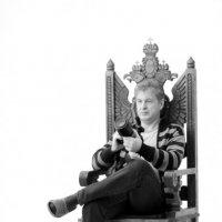 Царь... Просто Царь :: Денис Мухортиков