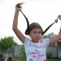 косы мои косы :: Татьяна Секач