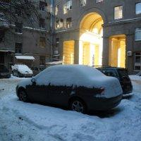 Мороз и солнце :: Григорий Ганзбург