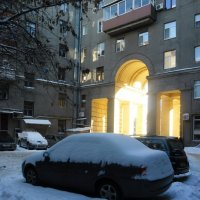Мороз и солнце 2 :: Григорий Ганзбург