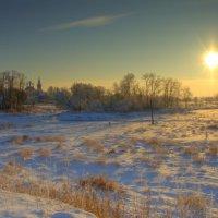Декабрь. Солнце в зените :: Павел Преснов