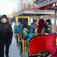 зима і люди :: Марія Попіль