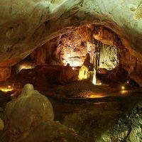 Мамонтовая пещера :: Юрий Кальченко