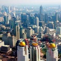 мегаполис с 84 этажа :: валерий телепов