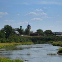 Река Чусовая. :: Елизавета Успенская