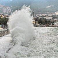 шторм :: Николай Ковтун