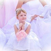 Маленькая принцесса :: Таня Харитонова