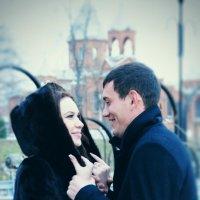 любовь... :: Батик Табуев