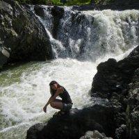 Водопад :: Владимир Коваленко