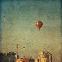 Чудеса над городом :: Елена Ященко