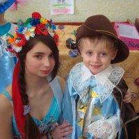 Весна і маленький мушкетер :: Марія Попіль