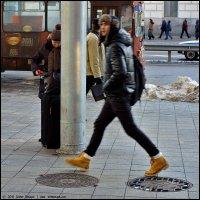 Желтые ботинки :: DR photopehota