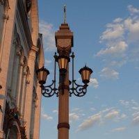Устремлённый фонарь! :: Наталья Иванова