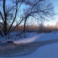 зимний пейзаж около д.Гридино :: Alexander Asedach