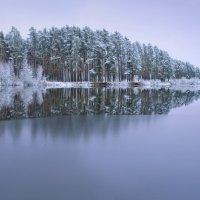 Ледяная пелена :: Alexander Asedach