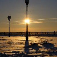 Солнечный фонарь :: сергей ершов