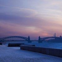 Зимний Петербург :: Лана Григорьева