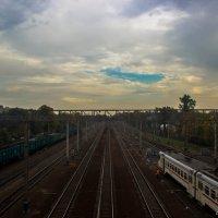 железная дорога :: Aleksey Donskov