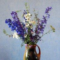 Дачные цветы. :: Елизавета Успенская