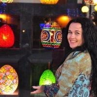 Чудо-светильники, чудо-улыбка!!! :: Аня Белинская