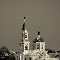 Свято-Екатерининский женский монастырь, Тверь. :: Дмитрий Тихомиров