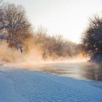 Мороз... :: Владимир Кочкин