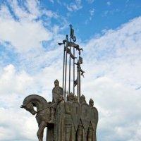 Памятник Александру Невскому (Псков) :: Александр Казаков