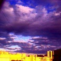 Небо после дождя :: Марина Валерьева